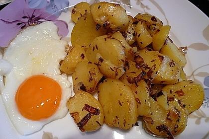 Leckere Bratkartoffeln 10