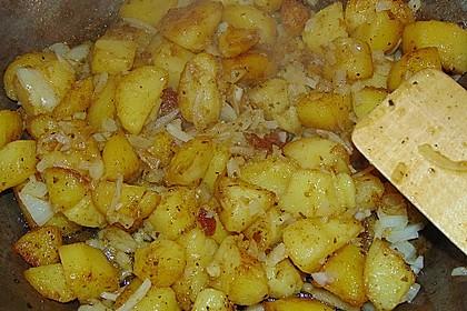 Leckere Bratkartoffeln 9
