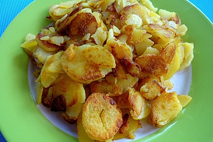 Leckere Bratkartoffeln 4
