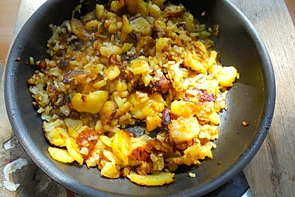Leckere Bratkartoffeln 12