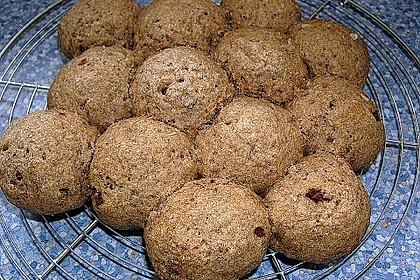 Käferblaus Oliven - Walnuss - Brot 3