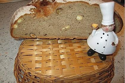 Käferblaus Oliven - Walnuss - Brot 1