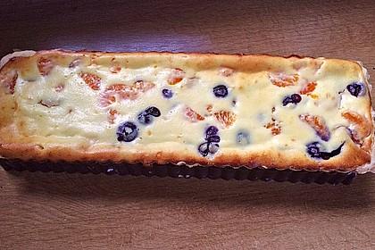 Blaubeer Tarte 39
