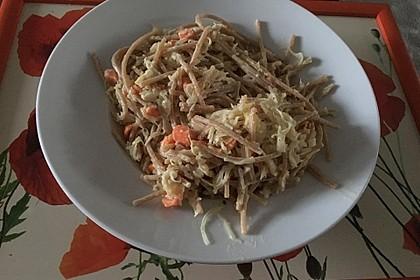 Sauerkraut - Spaghetti 2
