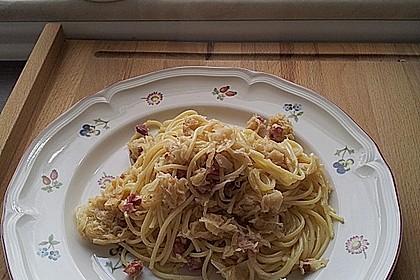 Sauerkraut - Spaghetti