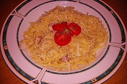 Sauerkraut - Spaghetti 8
