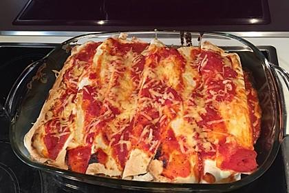 Enchilada verdura 7