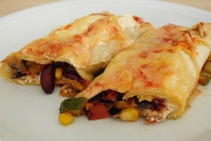 Enchilada verdura 37