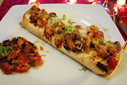 Enchilada verdura 4