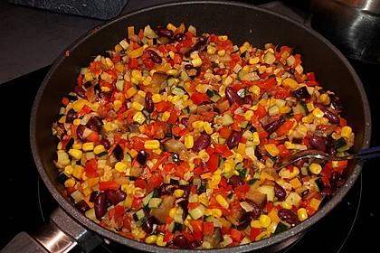 Enchilada verdura 16