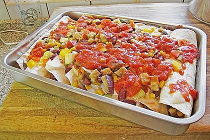 Enchilada verdura 43