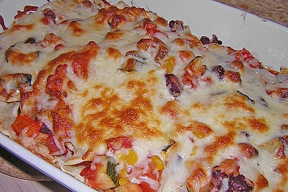 Enchilada verdura 63