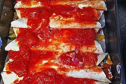 Enchilada verdura 55