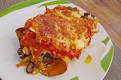 Enchilada verdura 45