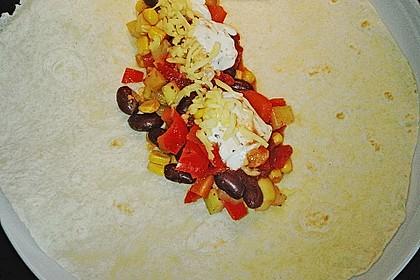 Enchilada verdura 111