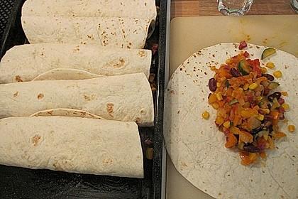 Enchilada verdura 98