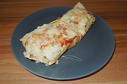 Enchilada verdura 107