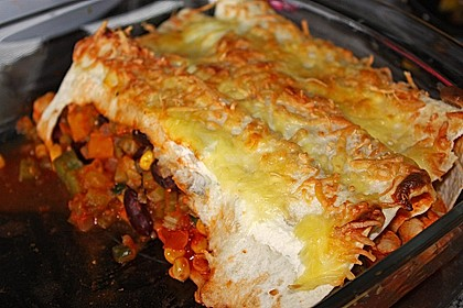 Enchilada verdura 22