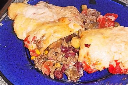 Enchilada verdura 115