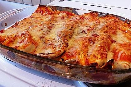 Enchilada verdura 11