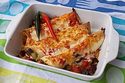 Enchilada verdura 2