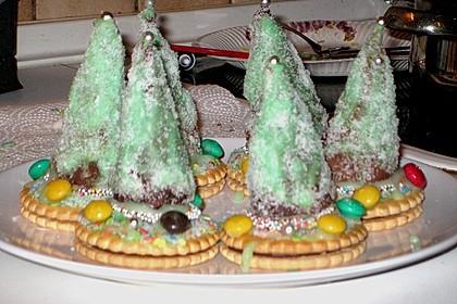 Weihnachtsbäumchen zum Essen 205