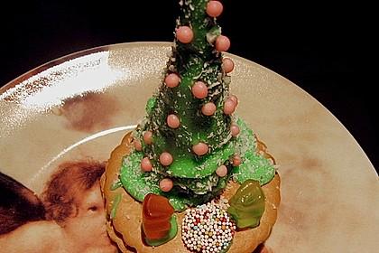 Weihnachtsbäumchen zum Essen 94