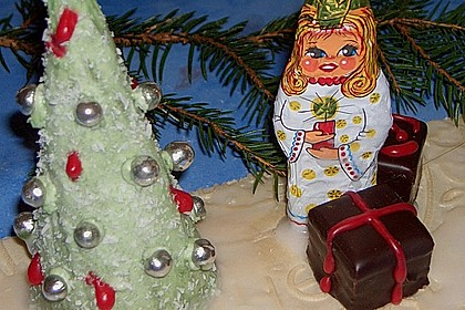Weihnachtsbäumchen zum Essen 110