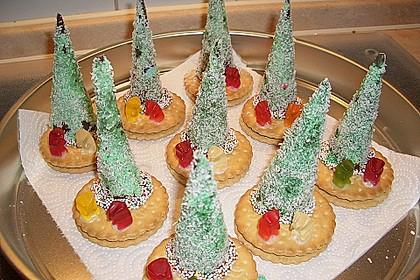 Weihnachtsbäumchen zum Essen 151