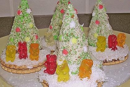 Weihnachtsbäumchen zum Essen 98