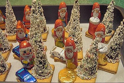 Weihnachtsbäumchen zum Essen 182