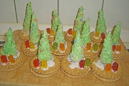 Weihnachtsbäumchen zum Essen 171