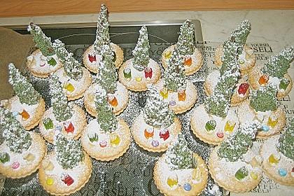 Weihnachtsbäumchen zum Essen 122