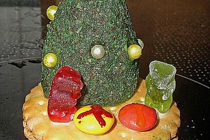 Weihnachtsbäumchen zum Essen 121
