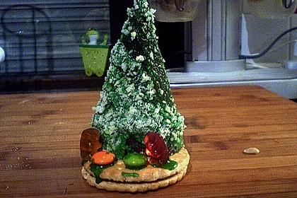 Weihnachtsbäumchen zum Essen 155