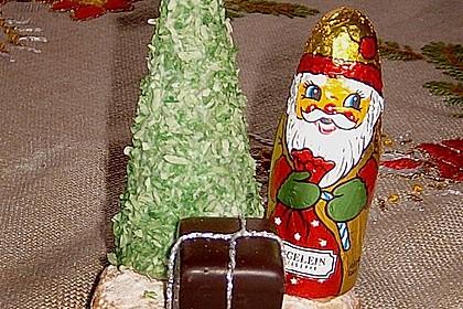 Weihnachtsbäumchen zum Essen 88