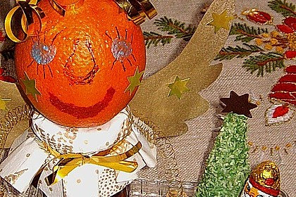 Weihnachtsbäumchen zum Essen 162
