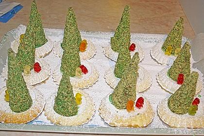 Weihnachtsbäumchen zum Essen 143