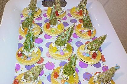 Weihnachtsbäumchen zum Essen 199