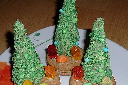 Weihnachtsbäumchen zum Essen 153