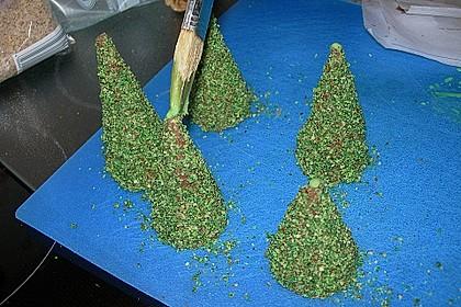 Weihnachtsbäumchen zum Essen 66