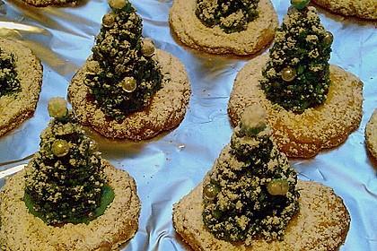 Weihnachtsbäumchen zum Essen 30
