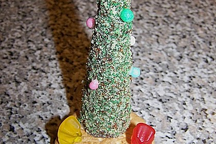 Weihnachtsbäumchen zum Essen 131
