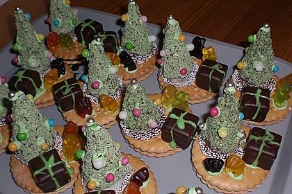 Weihnachtsbäumchen zum Essen 161
