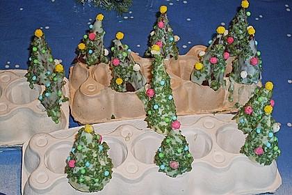 Weihnachtsbäumchen zum Essen 142