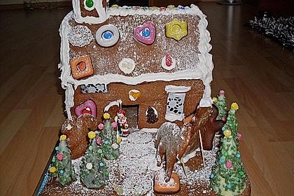 Weihnachtsbäumchen zum Essen 84