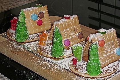 Weihnachtsbäumchen zum Essen 52