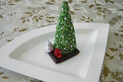 Weihnachtsbäumchen zum Essen 79