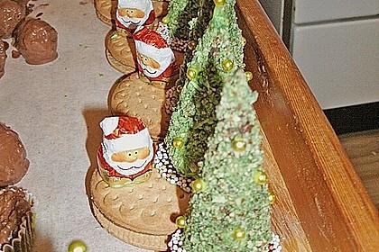 Weihnachtsbäumchen zum Essen 154
