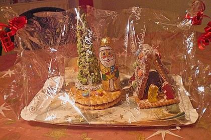 Weihnachtsbäumchen zum Essen 74